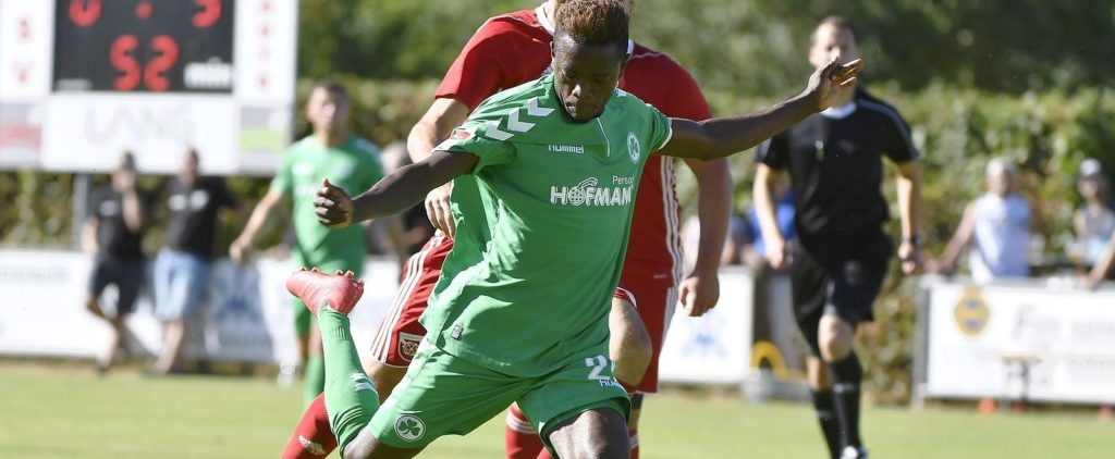 Greuther Fürth Sporting Director confirms interest in keeping David Atanga