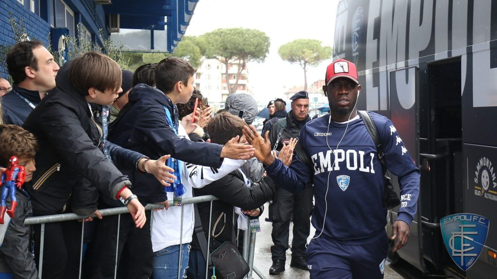 Afriyie Acquah confident about Empoli survival ahead of final day Inter clash