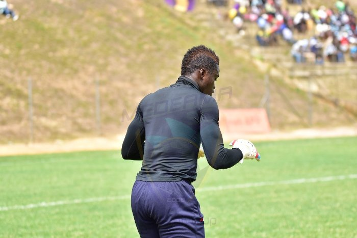 Medeama: Goalkeeper Eric Ofori Antwi signs new two-year contract