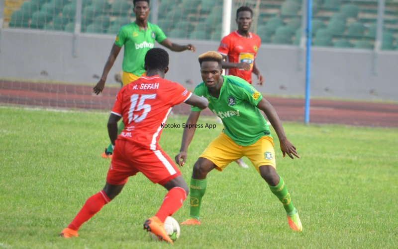 RE-LIVE: Aduana Stars 1-0 Asante Kotoko (Week 11 Ghana Premier League)