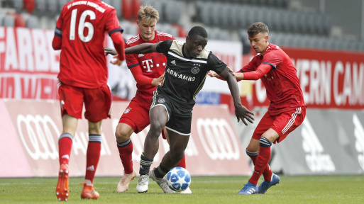 EXCLUSIVE: Dutch-born Ghanaian youngster Brian Brobbey confirms interest from EPL clubs