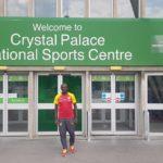 Yussif Basigi in London for internship at Pick Up Academy