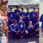 Asamoah Gyan's son another trophy with UK based youth club