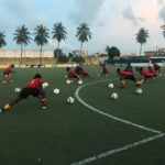 Black Queens hold first training ahead of WAFU Zone B opener