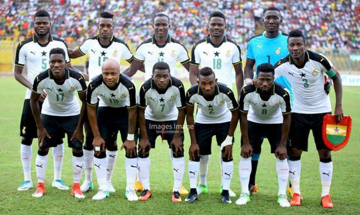 2019 Africa Cup of Nations: Number of AFCON veterans in Ghana's squad