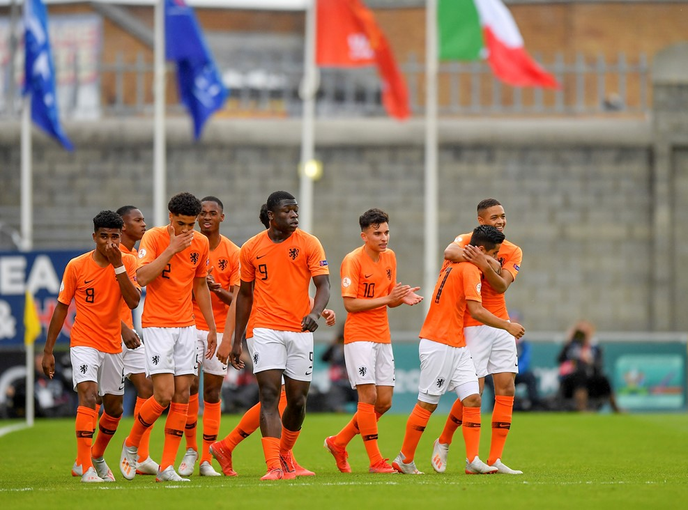 Ghanaian youngster Brian Brobbey helps Netherlands retain Uefa U-17 championship