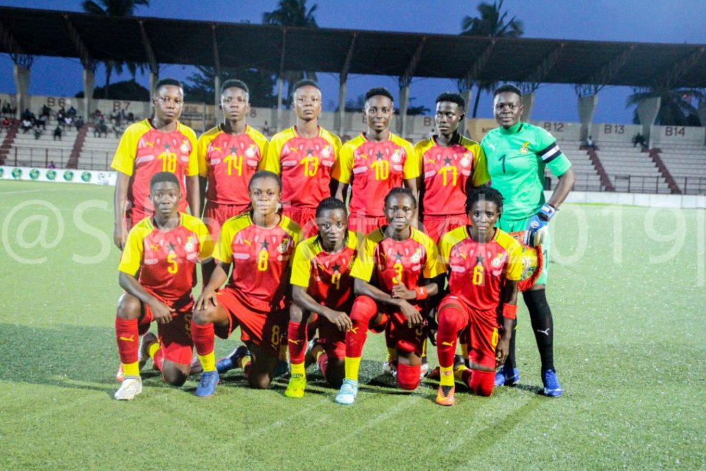 Black Queens beat Fire Ladies in friendly ahead of Tokyo 2020 Olympics qualifier