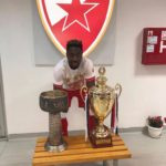 Red Star Belgrade striker Boakye Yiadom delighted after winning first title