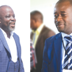 Ghana FA presidential hopefuls Osei Palmer and Kurt Okraku support Otumfuo Cup match