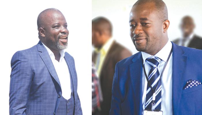 Ghana FA presidential hopefuls Osei Palmer and Kurt Okraku support Otumfuo Cup match