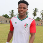 I deserve to be in the AFCON squad- In-form Karela forward Diawisie Taylor