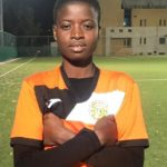 Police Ladies defender Cynthia Adjei signs for Amman Club in Jordan