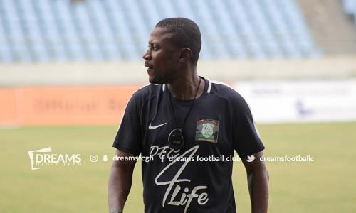 Winfred Dormon takes over as head coach of Dreams, Joha Pasoja leaves