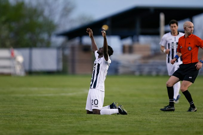 VIDEO: Kwasi Donsu scores a golazo to power Colorado Switchbacks to 1-0 win over Denver in US Open Cup