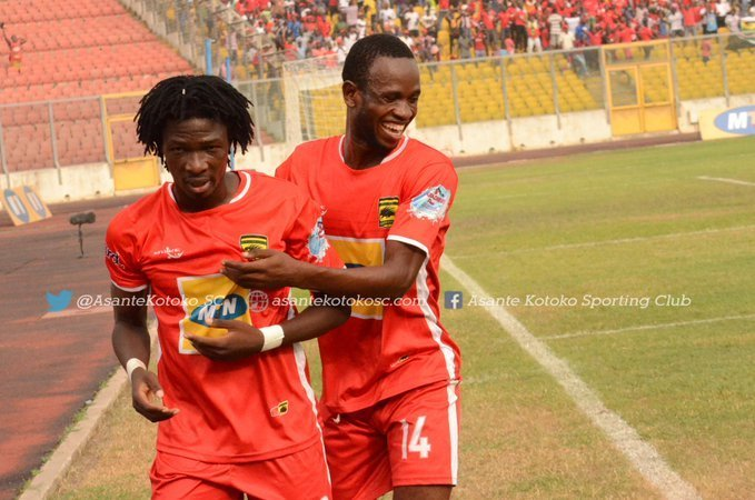 Special Competition: Asante Kotoko 2-0 Medeama - Yacouba marks return from injury with goal as Porcupines go top of Premier A