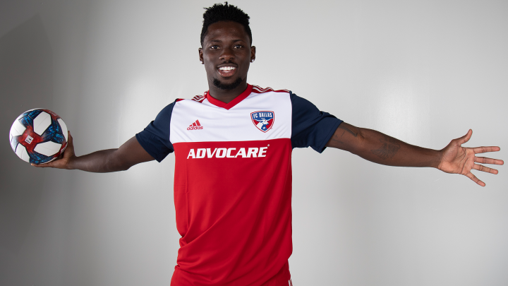 'We're here to help Austin Bold FC win'- on loan Ema Twumasi
