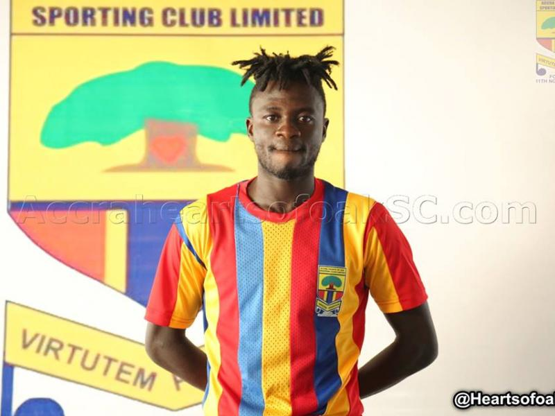 Special Competition: Hearts captain Fatawu Mohammed delighted by semi-final berth