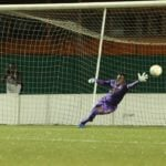 Fafali Dumehasi's penalty shootout heroics earn Ghana bronze at WAFU Cup of Nations