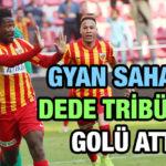VIDEO: Jittery elderly man reacts to Asamoah Gyan life-saving goal in Turkey