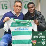 SpVgg Greuther Fürth set to trigger purchase option of Hans Sarpei