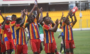 Tier II Competition: Hearts 4-2 Uncle T United: Phobians crusise to round of 16 with comfortable win