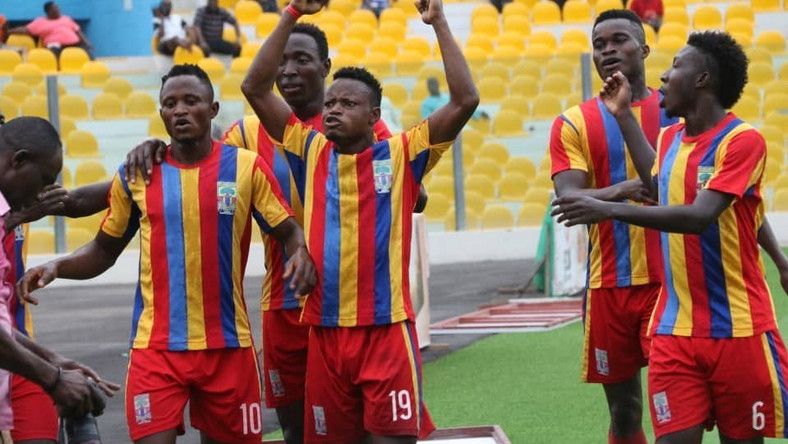 VIDEO: Hearts pip Karela United to extend lead in Zone B of Special Competition