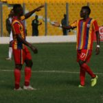 VIDEO: Watch all the goals as Hearts of Oak crushed WAFA 4-0 in Accra
