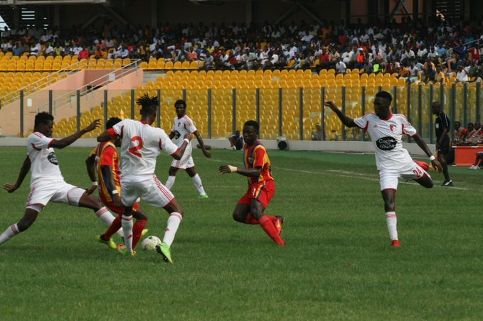 Special Competition Week 9 wrap-up: Hearts thump WAFA 4-0, Aduana beat Bechem