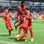 Ghana youth star Ibrahim Sadiq delighted to score debut goal at Danish side FC Nordsjælland
