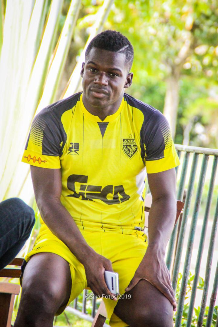 Otumfour Cup: I will love to wear the Kotoko jersey- Ahmed Toure