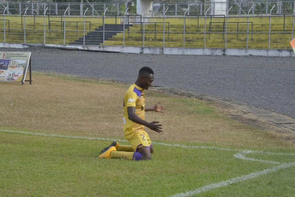 Special Competition: Tahiru Awudu scores on his return as Medeama defeat Chelsea by 2-1