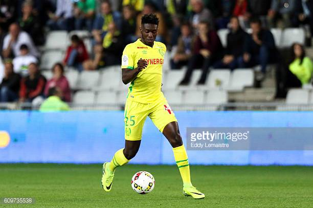 Ghanaian defender Enock Kwateng set to join Bordeaux in the summer