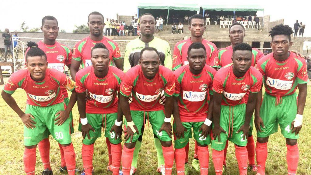 Karela United confirms Sekondi Stadium as home venue for 2019-20 GPL season