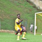 Medeama part ways with striker Kwame Boateng