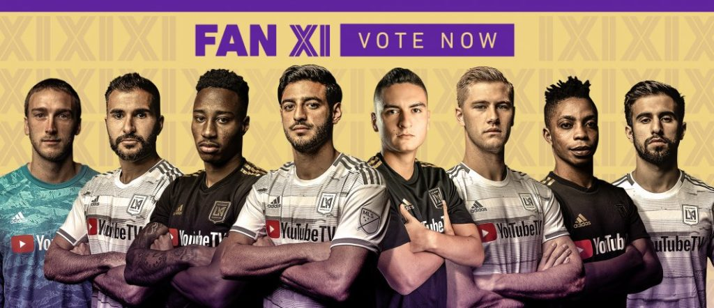 Latif Blessing nominated for 2019 MLS All-Star Game Fan XI Ballot
