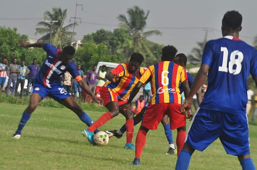 Special Competition: Hearts 0-0 Liberty- Ten man Scientific Soccer lads hold Phobians in Accra