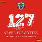 Hearts of Oak remembers May 9