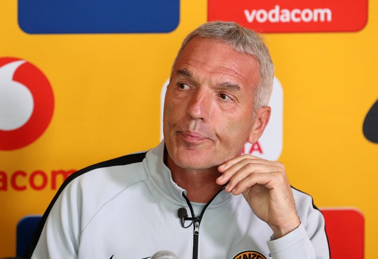 Ex-Kotoko coach Ernst Middendorp to decide future at Kaizer Chiefs after difficult PSL season