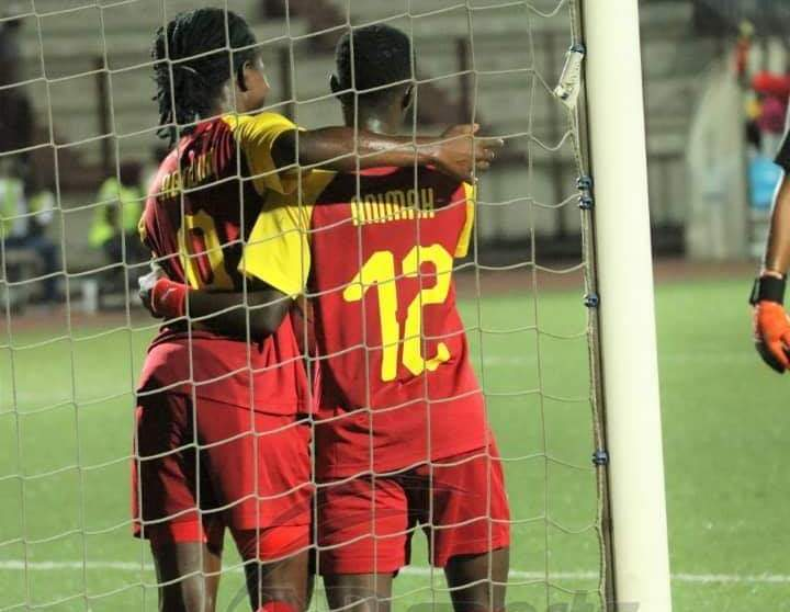 CONFIRMED: Mukarama Abdulai and Grace Animah named in Black Queens starting XI to face Togo at WAFU