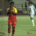 Mubarak Wakaso praises Mukarama after her debut goal for the Black Queens