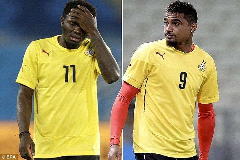 Ten reasons Muntari and Boateng MUST make Black Stars squad for 2019 AFCON
