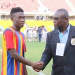Special Competition: Hearts youngster Manaf Umar credits coach Kim Grant for his exploits