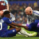 "Chelsea defender David Luis ""so sad"" over Hudson-Odoi's injury ahead of Europa League final"