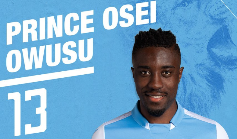 1860 Munich forward Prince Osei-Owusu nominated for Player of Week 37 in Bundesliga III