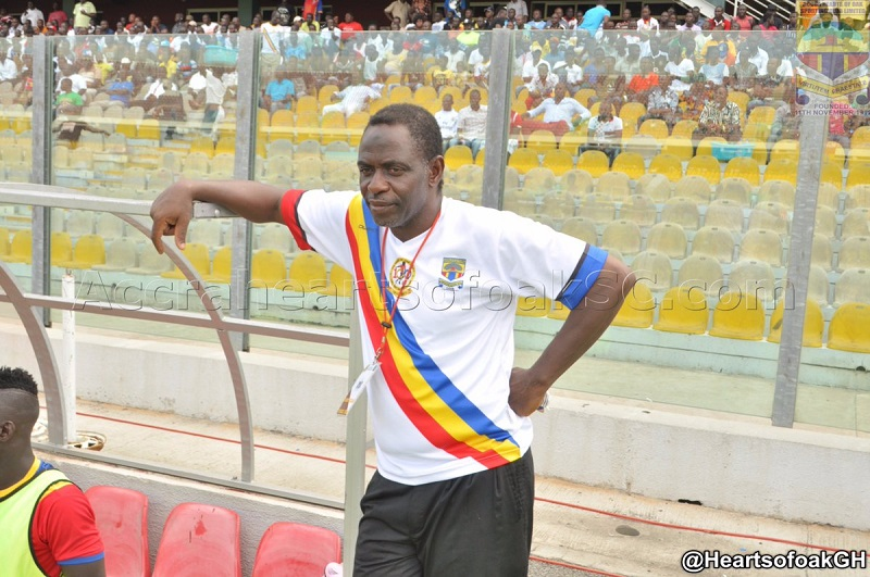 Mohammed Polo urges Hearts to maintain form in Special Competition