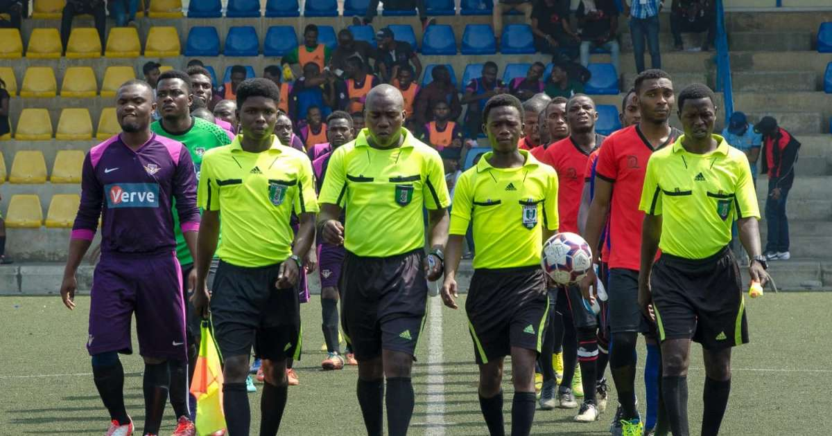 Special Competition: Referees announce suspension of remaining NC games over unpaid allowances