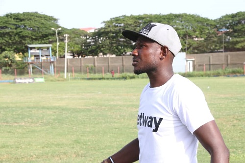 """Special Competition: Liberty coach Reginald Asante defends """"time wasting tactics"""" against Hearts"""