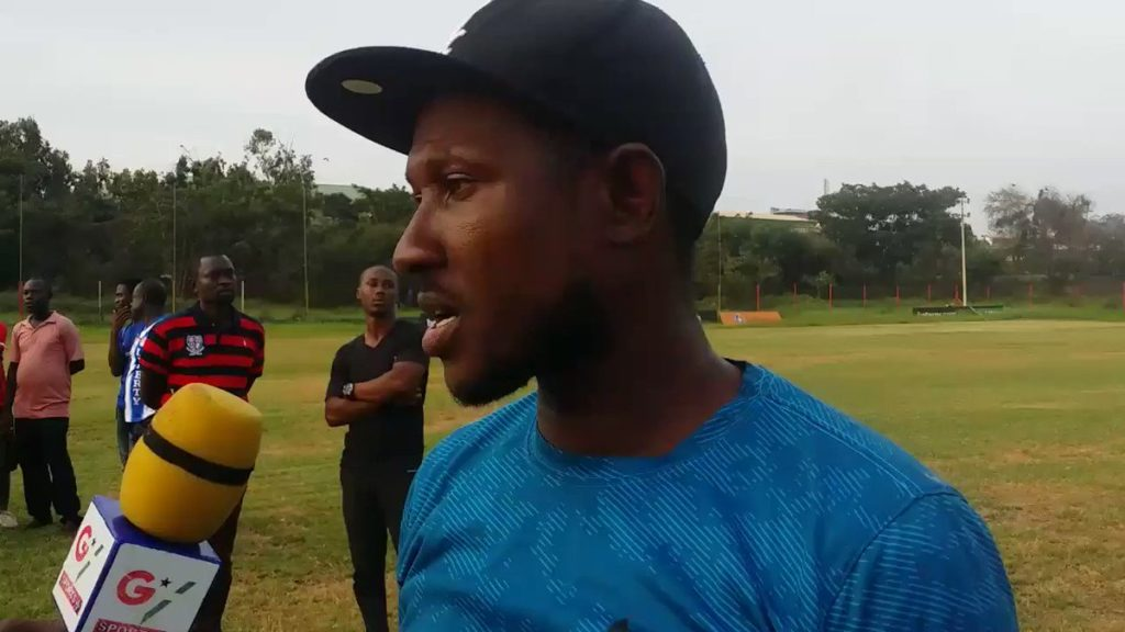 Special Competition: Liberty coach Reginald Asante pleased with point picked against Dreams in Dawu