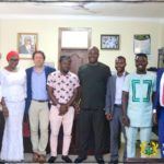 Benfica officials meet Sports Minister over Soccer Academy to be built in Ghana