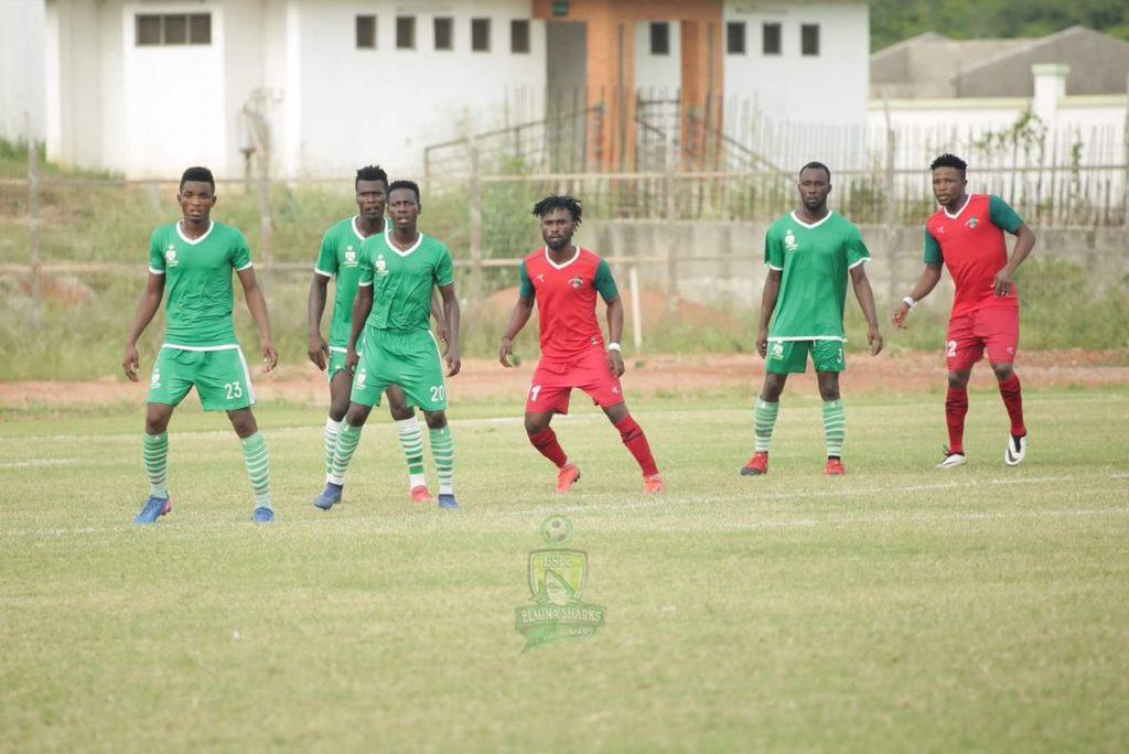 Special Competition: Karela United 1-0 Elmina Sharks- Ndoum Boys stopped in Anyinase